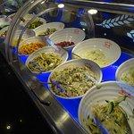 salade bar