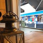 Bilde fra Kaffeforretningen Sarpen
