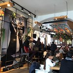Amadore Cafe Restaurant Het Postkantoor Foto