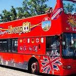 Liverpool City Sights Hop On Hop Off Open Top Multilingual City Tour
