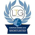 Shortlisted to Luxury European Awards 2018