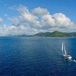 Full Day Jost Van Dyke, BVI Sail and Snorkel Trip