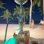 Wave Bar and Lounge at Henann Regency Resort & Spa의 사진