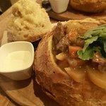 Fotografija – San Francisco Bread Bowl