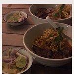 ภาพถ่ายของ ข้าวซอยนิมมาน