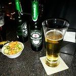 Local beer Heineken: 90k /1 bottle