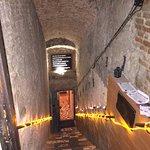 Fotografia lokality Čajovňa v Podzemí - Underground Tearoom