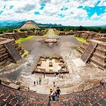 TEOTIHUACAN & GUADALUPE SHRINE (Private)