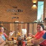 Valokuva: The Kitchen Table