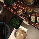 Sushi (m.m.) ad libitum
