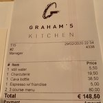 Photo of Graham's Kitchen