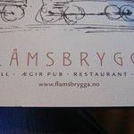 Bilde fra Flåmstova Restaurant