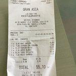 Bilde fra Restaurante Gran Asia