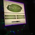 Bilde fra Bazylia Restaurant