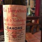 Un vin de Cahors sympathique