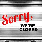 sorry, we're temporarly closed | elnézést, ideiglenesen zárva vagyunk
