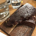 Chocolate baguette
