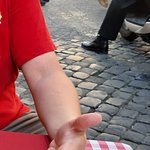 Tavola Calda (también figura como Demo SRL) - Via del Corso 321 Roma