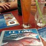 ภาพถ่ายของ Letong Bar & Restaurant @ Tri-Trang Beach