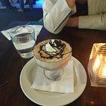 tiramisu classico - traditional dessert just like nonna used to make - Very nice dessert to end