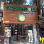 Foto van Wrap & Roll