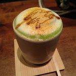 Matcha Kinako Latte