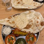 インドレストランニューデリーの写真