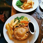 Meat and Veg Pie