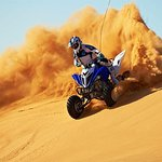 2-Hour Quad Biking in Douz Tunisia Sahara Desert
