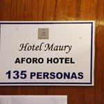 Foto de Hotel Maury