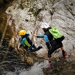 Canyoning Family Discovery - from 5 years old