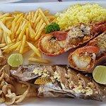 Bilde fra AIDA Seafood Restaurant