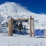 centro de ski Volcan Antuco