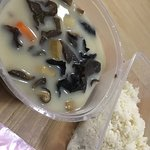 soup rice