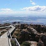kunanyi / Mt Wellington Explorer Bus - 2 Hour Return Tour