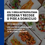 LOS ARCOS GUADALAJARA - SERVICIO ORDENA Y RECOGE O PIDE A DOMICILIO