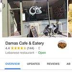 صورة فوتوغرافية لـ Damas Cafe & Eatery