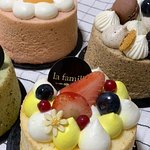 Patisserie La Famille Atelier Fraicheur照片