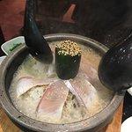 鮮活鯛魚湯泡飯