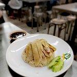 水門雞飯照片