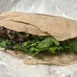Greenie Wheat Wraps