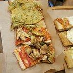 Foto de Pizza e Mozzarella