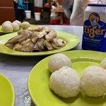 ภาพถ่ายของ Hoe Kee Chicken Rice Ball