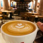 Negarossaltaneh Cafe resmi