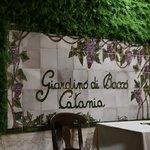 Foto van Giardino di Bacco Catania