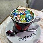 Curator by Lex Art Cafe照片
