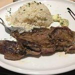 Riz aux viande très très délicieux