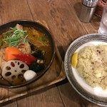 汤咖喱Garaku照片