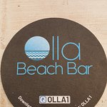 Foto de Olla Beach Bar