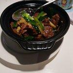 薑蔥牛肉煲